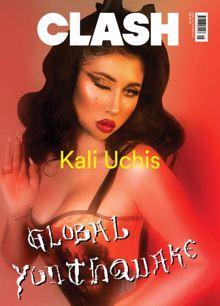Clash 116 Kali Uchis Magazine Issue 116 Kali