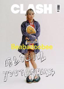 Clash 116 Beabadoobee Magazine Issue 116 Bea