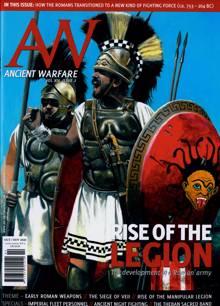 Ancient Warfare Magazine 02 Order Online