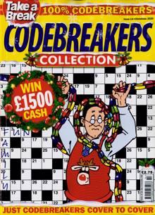 Tab Codebreakers Collection Magazine NO 14 XMAS Order Online