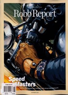 Robb Report Us Edition Magazine NOV 20 Order Online