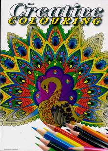 Creative Colouring Magazine NO 4 Order Online