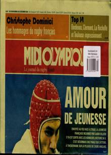 Midi Olympique Magazine NO 5575 Order Online