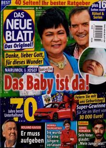 Das Neue Blatt Magazine NO 43 Order Online