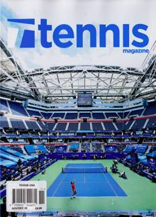 Tennis Usa Magazine NOV-DEC Order Online