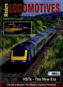 Modern Locomotives Illustrated Magazine DEC-JAN Order Online