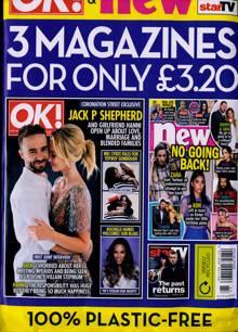 Ok Bumper Pack Magazine Issue NO 1260