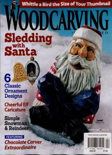 Woodcarving Illustrated Magazine WINTER Order Online