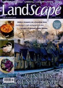 Landscape Magazine JAN 21 Order Online