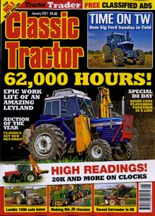 Classic Tractor Magazine JAN 21 Order Online