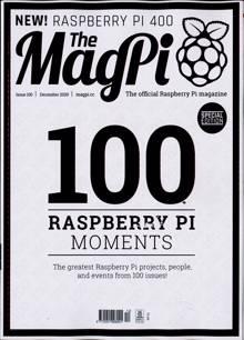 Magpi Magazine DEC 20 Order Online