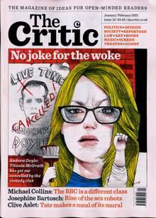 Critic (The) Magazine JAN-FEB Order Online