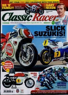 Classic Racer Magazine Issue JAN-FEB