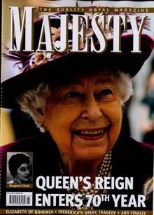 Majesty Magazine FEB 21 Order Online