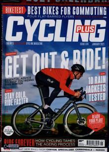 Cycling Plus Magazine JAN 21 Order Online