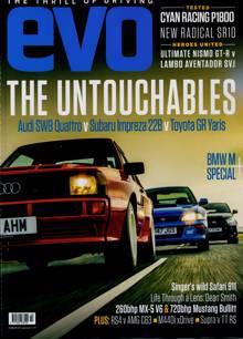 Evo Magazine FEB 21 Order Online