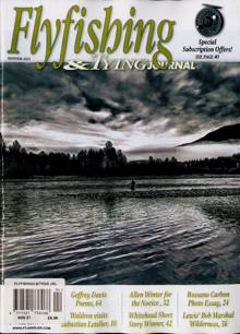 Fly Fishing & Tying Journal Magazine WINTER Order Online