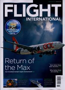 Flight International Magazine JAN 21 Order Online