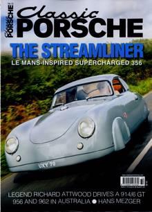Classic Porsche Magazine Issue NO 72