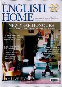 English Home Magazine JAN 21 Order Online