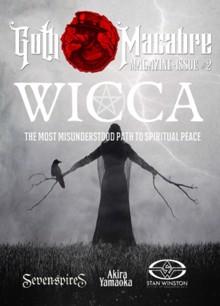 Goth Macabre Magazine Issue 2 Order Online