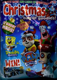 Christmas Bag Of Goodies Magazine ONE SHOT Order Online