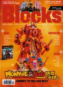 Blocks Magazine NO 74 Order Online