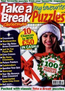 Tab My Favourite Puzzles Magazine XMAS 20 Order Online