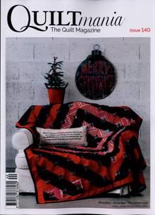 Quiltmania Magazine Issue NO 140