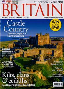 Britain Magazine Issue JAN-FEB