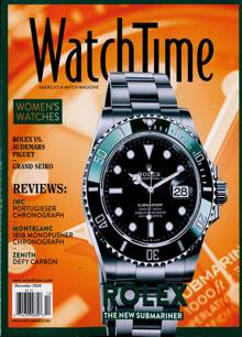 Watchtime Magazine NOV-DEC Order Online