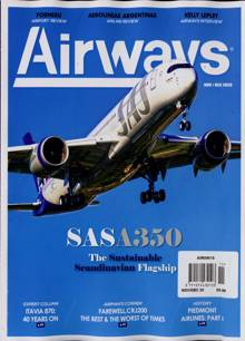 Airways Magazine NOV-DEC Order Online