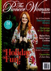 Pioneer Woman Magazine HOL 20 Order Online