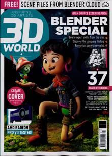 3D World Magazine JAN 21 Order Online