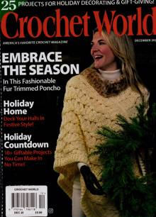 Crochet World Magazine DEC 20 Order Online