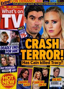 Whats On Tv England Magazine 16/01/2021 Order Online