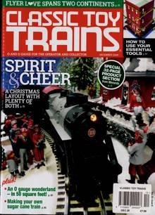 Classic Toy Trains Magazine Issue DEC 20
