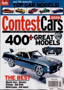 Scale Auto Enthusiast Magazine Issue ANN 20
