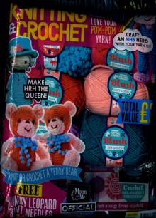 Lets Get Crafting Magazine Issue NO 127