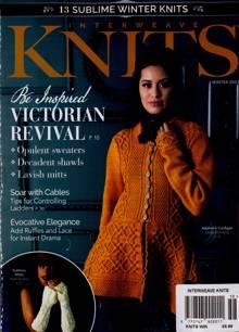 Interweave Knits And Knitscene Magazine Issue KNITS WIN