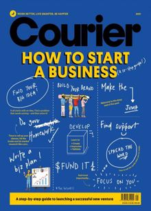 Courier How To Start Business Magazine ONE SHOT Order Online