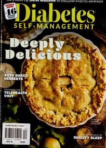 Diabetes Self Management Magazine NOV/DEC 20 Order Online