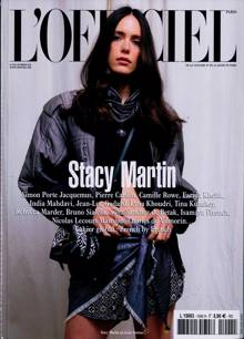L Officiel Magazine Issue N1045