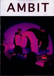 Ambit Magazine 75 Order Online