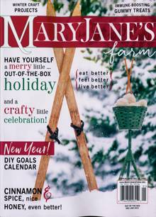 Mary Janes Farm Magazine 01 Order Online