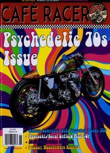 Cafe Racer Magazine Issue OCT/NOV20