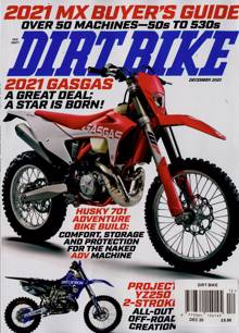 Dirt Bike Mthly Magazine DEC 20 Order Online
