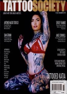 Tattoo Society Magazine NO 73 Order Online