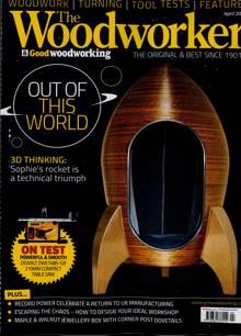 Woodworker Magazine Issue APR 21