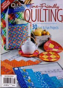 Quilters World Magazine Issue LTE WIN
